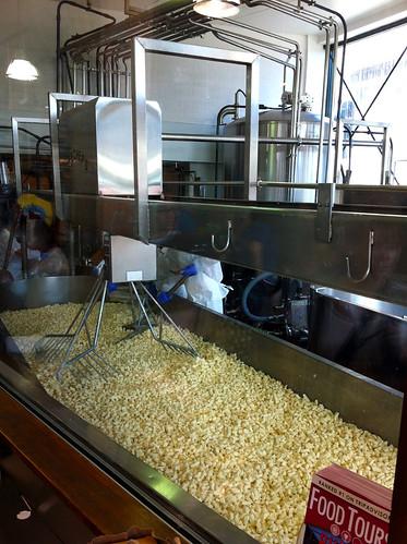 Pike Place Market - Beecher Curds