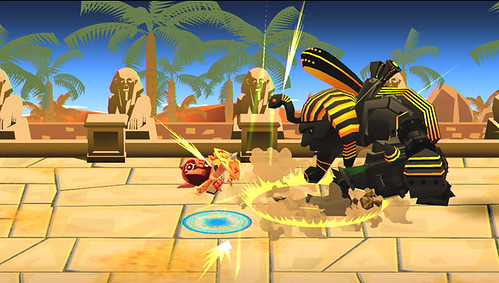Picotto Knights will be a Free-to-play Title For PS Vita