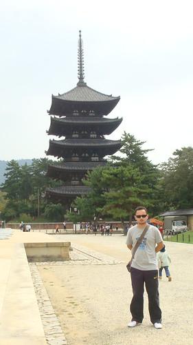 Pagoda de Nara by msx2001