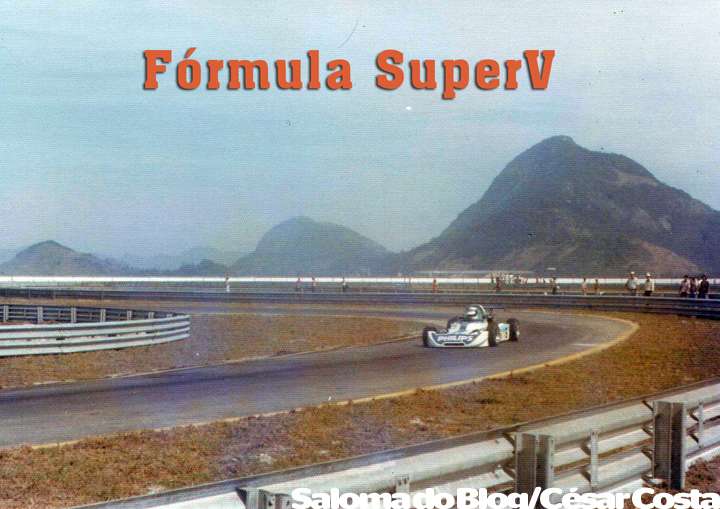 Entrada Box Super V_Autódromo Jacarepaguá #1977