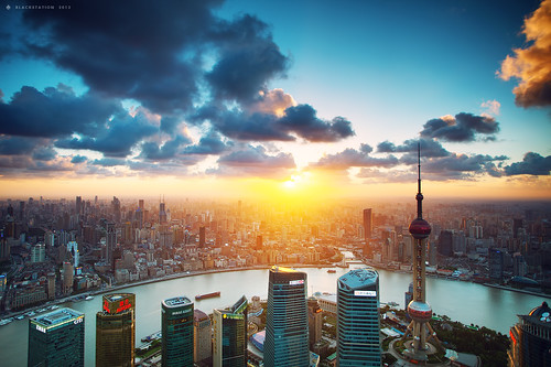 china street city windows light building window glass lines skyline night clouds buildings photography photo office nice cityscape shanghai pano magic professional daytime 中国 citylandscape skyscaper 2011 王栋 blackstation wangdong