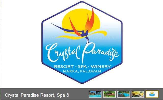 Crystal Paradise Resort Palawan Promo