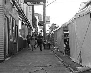 Sappyfest '12 Street Scenes