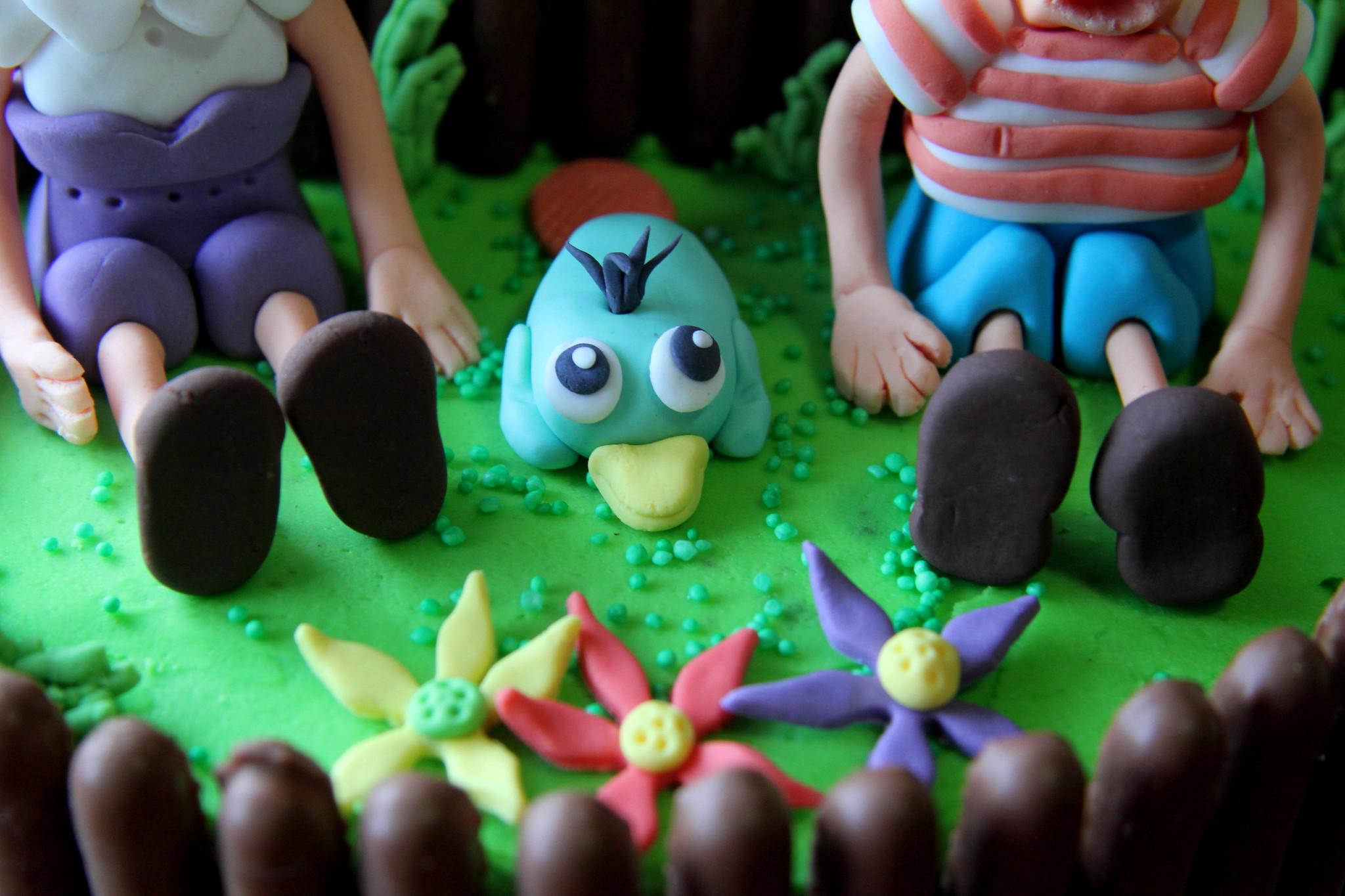 Delicious Cake Agent Cooper