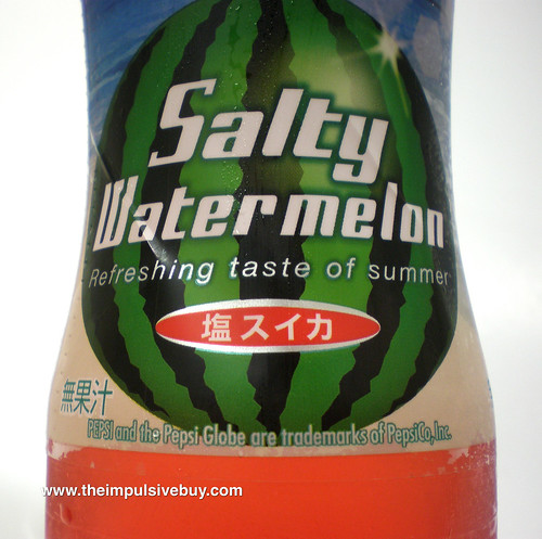 Salty Watermelon Pepsi 2