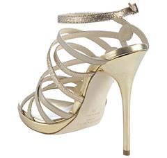 bridal shoe, basic pump, footwear, high-heeled footwear, sandal, beige,