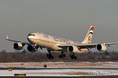 A6-EHA arriving JFK