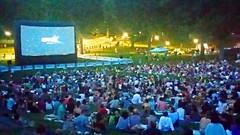 Desperately seeking Susan in central park movie night