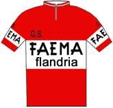 Faema - Giro d'Italia 1962