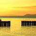 Heure dorée sur le lac by MrMyz