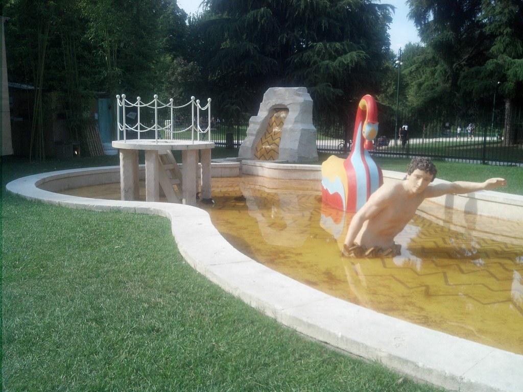 Centro balneare caimi bagni misteriosi architetto michele de