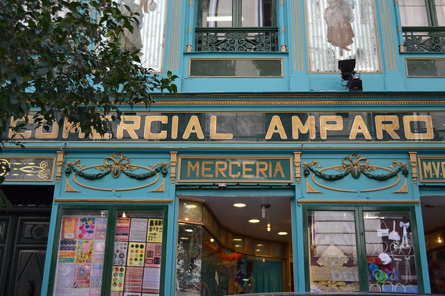 Merceria amparo Madrid