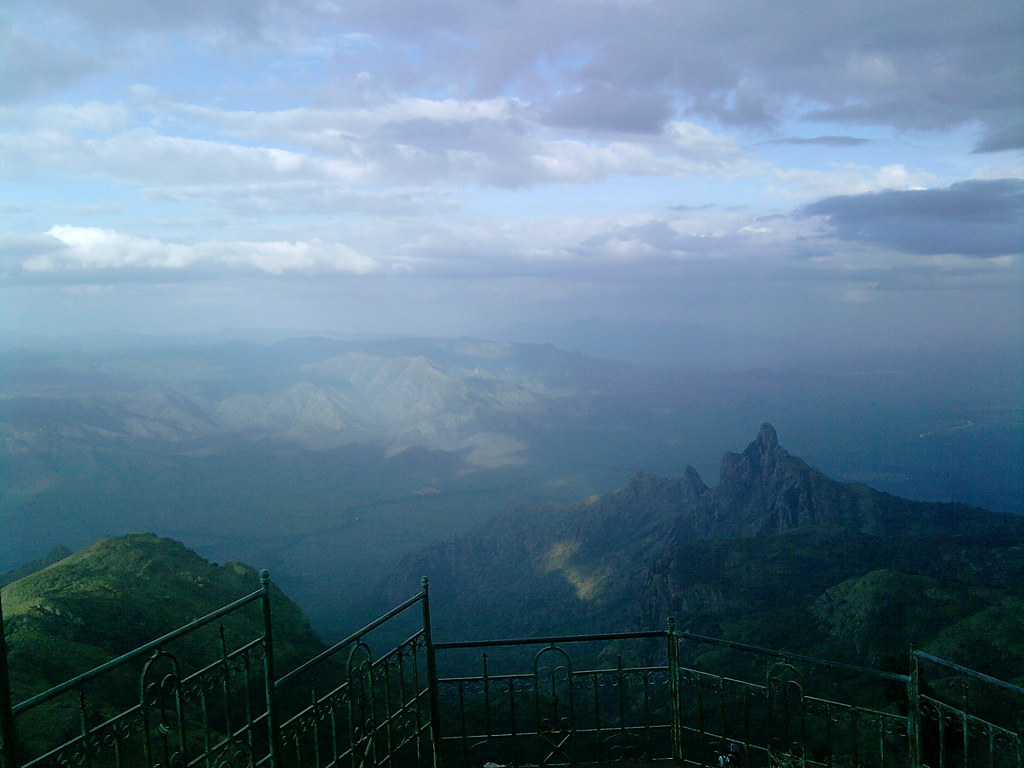 kodanadu view point
