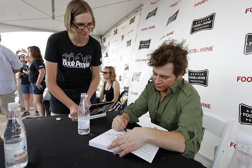 Mark Oldman Book Signing