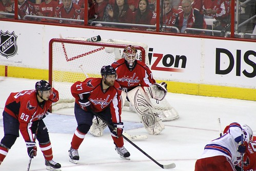 Holtby and Alzner Ready for Faceoff