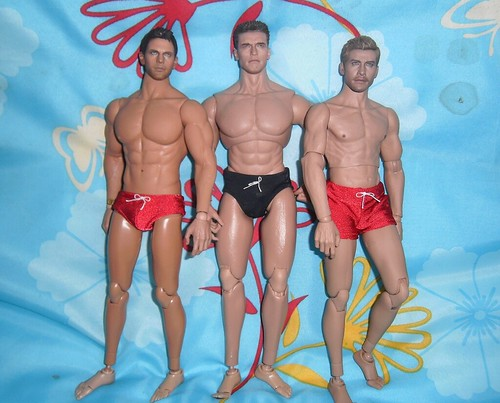 New swimwear for the boys