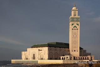 Casblanca - Mosquée Hassan II