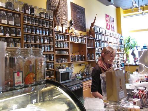 Sawadee Tea House, Halifax, Nove Scotia