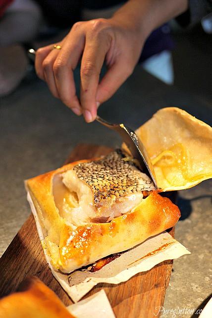 saltbaked cod
