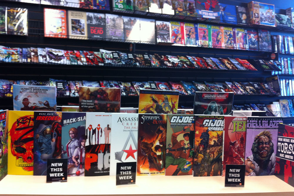 Best New Comics Section - Comic Central in Sanford, FL 6