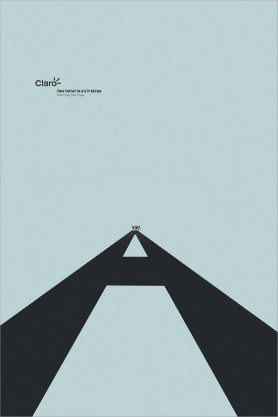 publicidad para prevenir accidentes