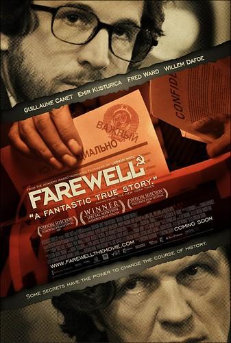 克格勃无间事件 L'affaire Farewell(2009)