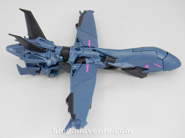 Transformers Soundwave - Prime RID - modo alterno