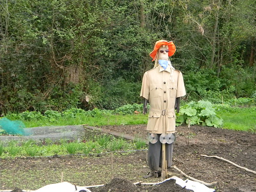 Scarecrow, Shere
