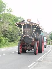 Traction engine B, Ringmer