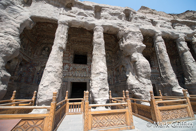 Caves at Datong