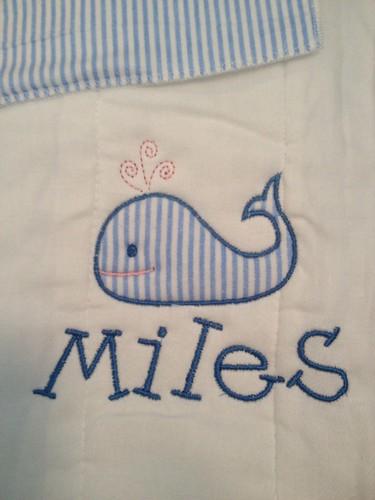 Miles Burp 2