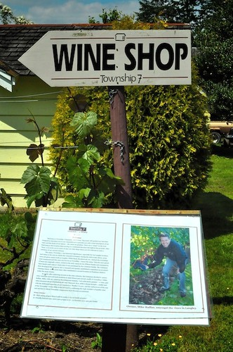 Langley Wineries Vista D Oro Neck Of The Woods Township