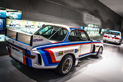 Powershot BMW Museum : 'BMW 3.0 CSL Coupe '