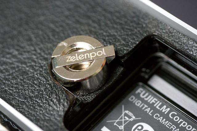 Zelenpol Half Case for X-Pro1