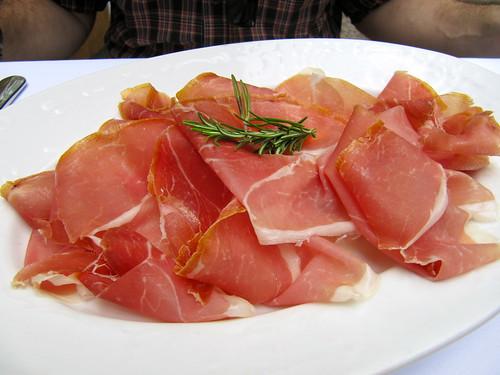 Slovenian Ham