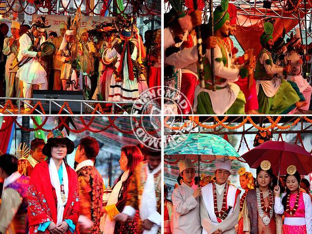 Spring Festival, Gangtok