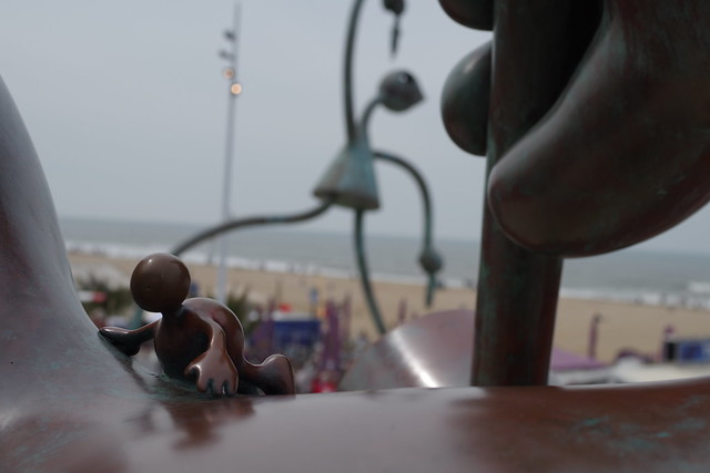 Scheveningen sculptures