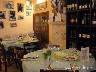 Sora Maria Restaurant in Civitavecchia
