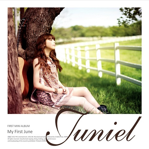 JUNIEL 1st Mini Album 'My First June'