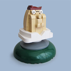 Lego Peter Griffin mini bust