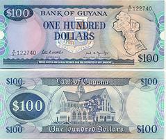 Guyana-money