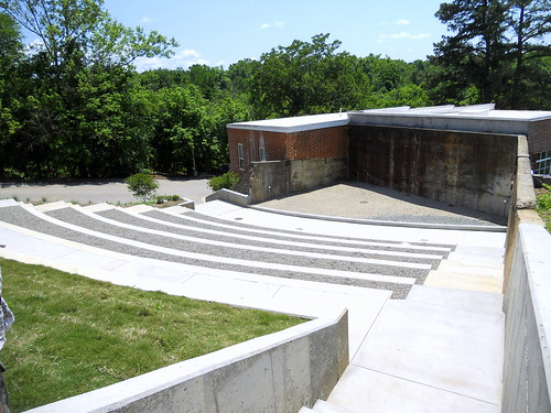 Amphitheater at Saxapahaw Rivermill
