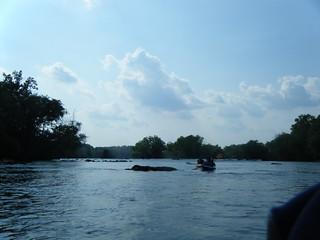 Broad River Paddling May 26, 2012 4-54 PM