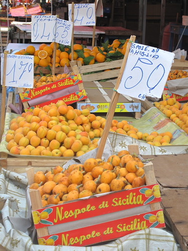 Markets in Palermo, Sicily, Italy