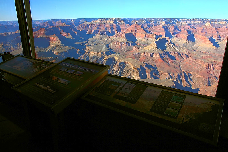 IMG_3893 Yavapai Museum of Geology, Grand Canyon National Park