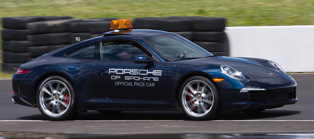 Porsche Pace Car