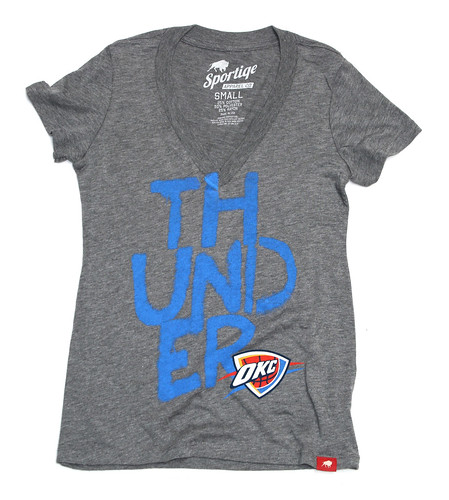 OKLAHOMA CITY THUNDER STREET T-SHIRT