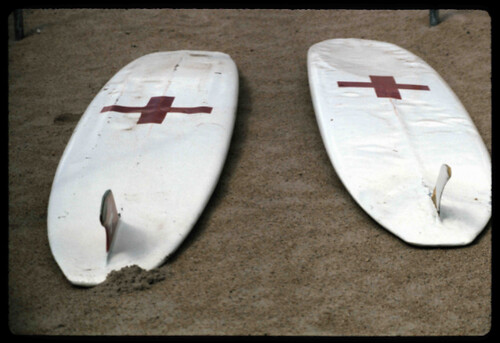 Lifeguard Surfboards by YoVenice.com