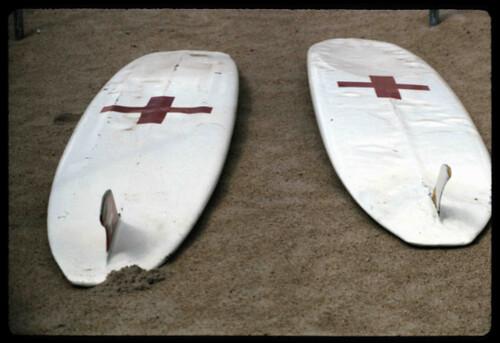 Lifeguard Surfboards by YoVenice.com