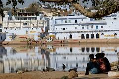 Holy Lake. Pushkar
